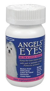 Angel Eyes For Dogs Tear Stain Eliminator 120 Gram Bottle