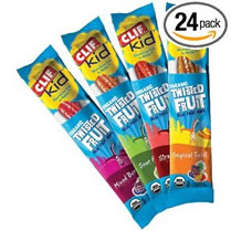 Clif Bar Kids Twisted Fruits Review