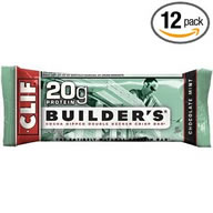 Clif Builder's Bar Review