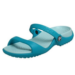 Crocs Cleo Womens Slide Sandals