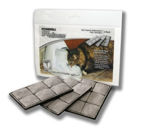Drinkwell Pet Fountain Filter Platinum 6-Chamber Replacement Filters  3 Per Package