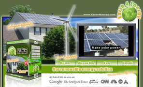 earth4energy Solar Energy for Homes Using Earth4Energy