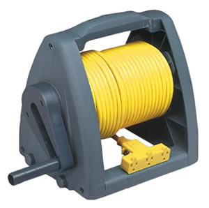 Electric Cord Storage Reel Alert Stamping 7000WR Pro Reel Cord Carrier