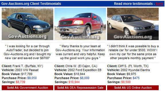 govcarauctions Government Car Auctions