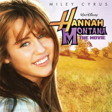 Hannah Montana CD The Movie Soundtrack Audio