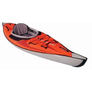 Inflatable Kayak Advanced Elements Advanced Frame Review