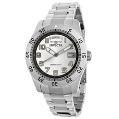 Invicta Pro Diver Watch Mens Stainless Steel #5249