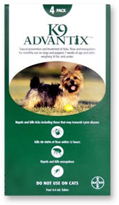 K9 Advantix for Dogs Review