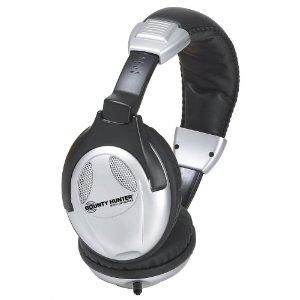 Metal Detector Headphones Bounty Hunter Review