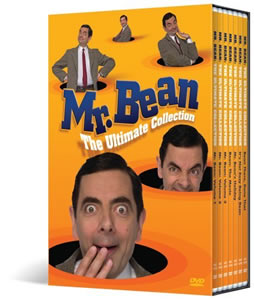 Mr Bean Ultimate Collection