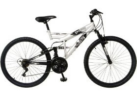 Pacific Mountain Bike Review Tuscon Mens Dual-Suspension