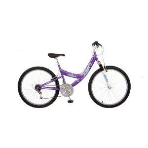 Pacific Evolution Bike Women's Mountain Bike Review With 26-Inch Wheels