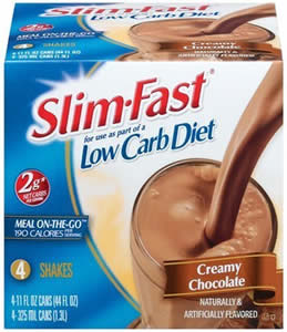 slimfastlowcarb Slim Fast Reviews   Diet & Shakes Does Slim Fast Work?