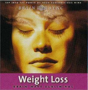 Subliminal Weight Loss - Brain Wave Audio CD