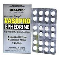 vasopro Vasopro Ephedrine Review Megapro Side Effects