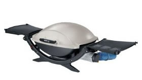 Weber Gas Grill Q 200 396002