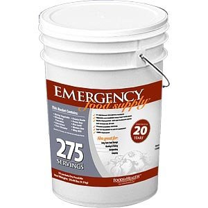 Emergency Food Rations Review - Food For Health Kit