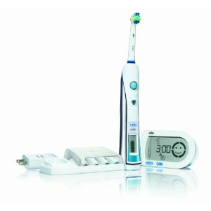 Oral B Professional Care 5000 Rechargeable Toothbrush Review Oral B Electronic Toothbrush Review